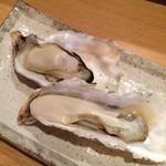 飛梅 - 4〜5分で焼けるぷっくり焼き牡蠣