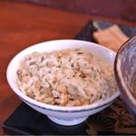 琉球麺 茉家 - ジューシー