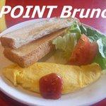 KHA0SAN BURGER - 朝食もドリンク付きで400円からです!
