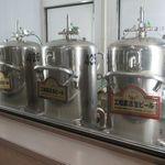かねひろ - ビールタンク