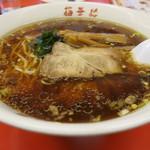 梅華楼 - ラーメン(590円)