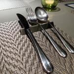 アマーク ド パラディ - テーブル