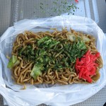 いろは - 料理写真:焼きそば(中)¥350