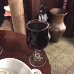 イル・バーカロ - OMBRA ROSSO(赤ワイン) 250円(税込)