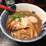 青森煮干し中華そば JIN -