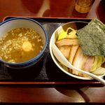 61897315 - 特製濃厚にぼしつけ麺(並)