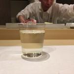 鮨 章 - 田酒