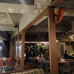 コマザワ パーク カフェ - 店内