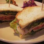 レ・リヤン - 白金豚のサンドイッチ