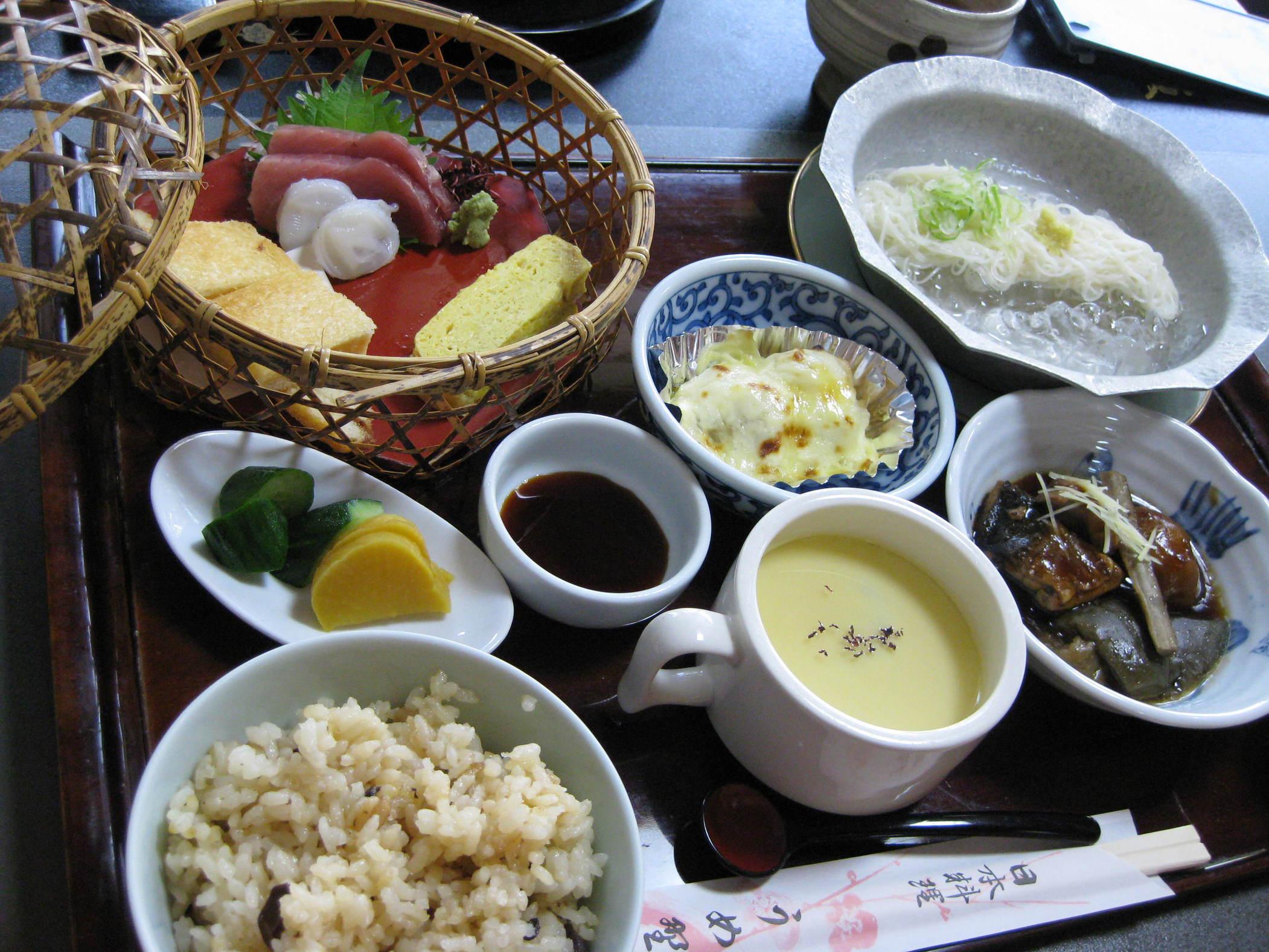 日本料理 うめ野
