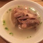 くんむる食堂 サンギュ - テールスープ(小皿)