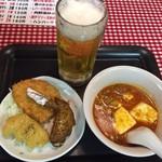 キッチン男の晩ごはん -