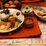 Nihonriyourikisshou - 節分らしい前菜