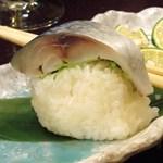 アジト - 鯖棒寿司