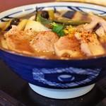 丸亀製麺 - 鴨ねぎうどん