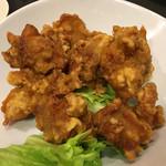 華家 - 鶏の唐揚げ