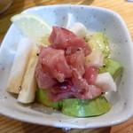 takehiro - 鮪とアボカドのサラダ