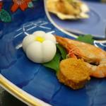 吉良観光ホテル - 料理写真:先付け