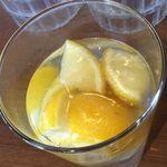 天空の立ち呑み とさか - 究極のレモンチューハイ