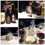 TTOAHISU - ◆最初に「赤」やら「白」やら「日本酒」やら・・