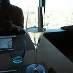 ラ・ソラシド フードリレーションレストラン - スパークリングワイン