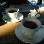 ラ・ソラシド フードリレーションレストラン - 紅茶とコーヒー