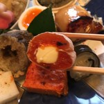 きむら - 干し柿チーズ鋏 これは濃厚な味
