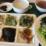 サザンビーチホテル&リゾート沖縄 - 朝食一巡目