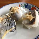 山海うどん - 料理写真: