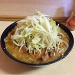 61907990 - みそラーメン 麺少な目