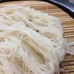 蕎麦処 おおくぼ - 更科(しらゆき)