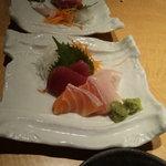 焼肉割烹藤吉 松原店 - 前菜 さしみ