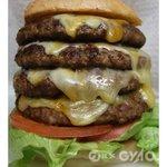 FRUIT BAR 58 - Fifty-Eight Burger 自家製パティ/アグーパティ