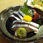 居酒屋翔べ - 料理写真:しめ鯖