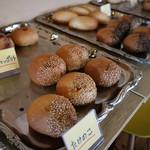 クチーナイタリアーナ フォンテ ディ トゥトーレ - 食べ放題のパン
