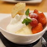 烏骨鶏本舗 ラグジュアリー エッグ カフェ ラン ラン ラン - アイスクリームが美味し過ぎる♡