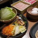しゃぶしゃぶ温野菜 - (2016.11)