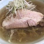眞麺 穂高 - 塩