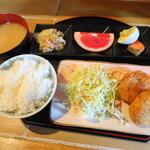 竹馬 - 料理写真:本日の気まぐれ定食 500円
