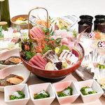 矢まと - 季節で旬の食材に変わる特別コース(飲放2H付き)5000円