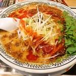 丸源ラーメン - 料理写真:マーラー担々麺!