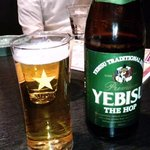 莉心 - 瓶ビール恵比寿