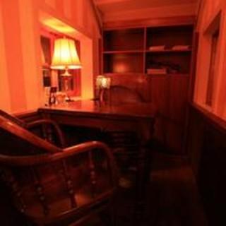 予約必須!個室2部屋あります♪