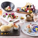 中国料理 「唐宮」  - 【MONTH OF LOVE】寒い冬もホットに! 冬の味覚タラバ蟹も愉しめる中国料理