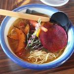 Afuri - 季節野菜のヴィーガンらーめん