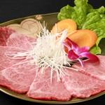 焼肉永澤園 - トモ三角