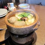 水軍の郷 - 子鰯の鍋