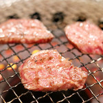 焼肉牛角 - 和牛ハラミ