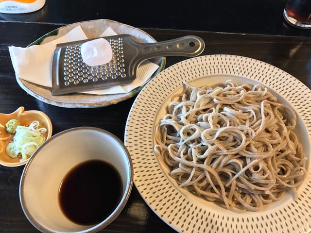 七山 里味庵 - 安武/そば [食べログ]