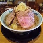麺や 阿修羅 - 中アッシュ・醤油(880円)